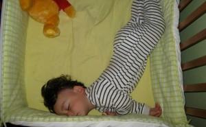 Go to sleep little baby...