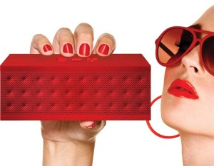 The Jambox. So cool.